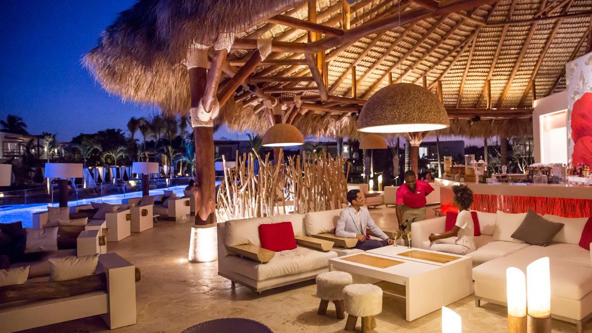 Club Med - Punta Cana im Sonnenuntergang