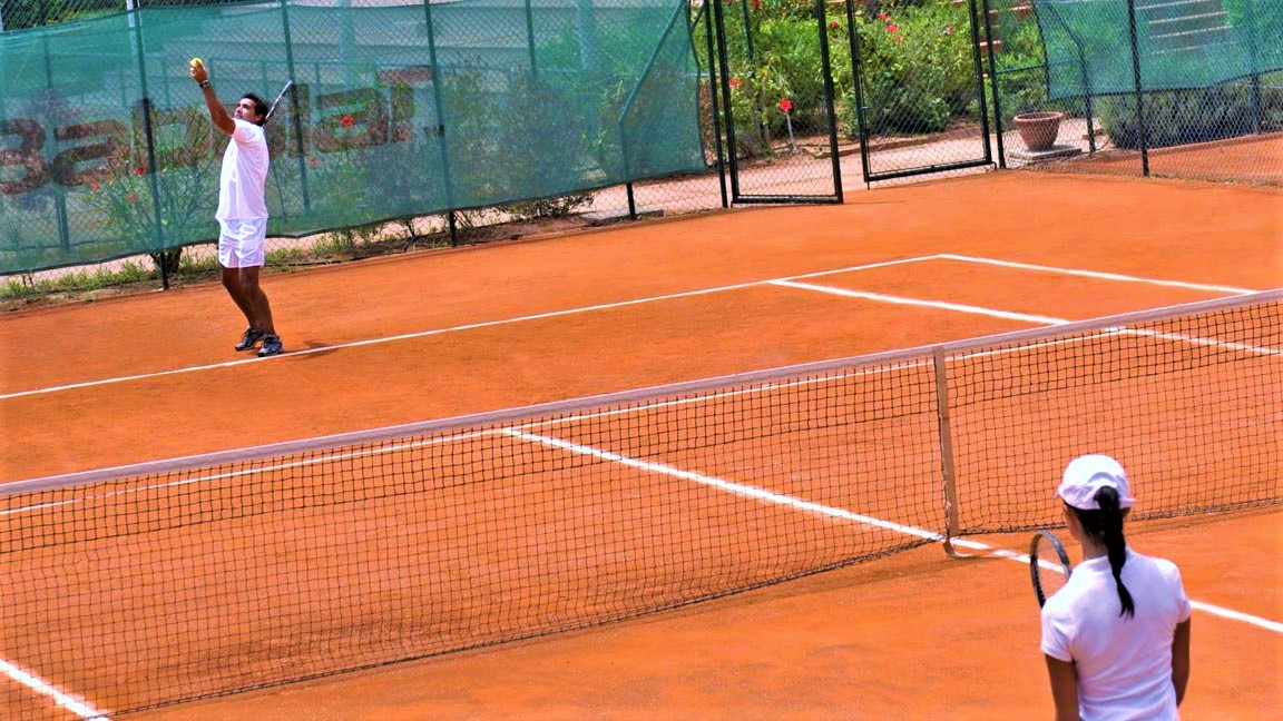 Club Med – Kamarina Tennis
