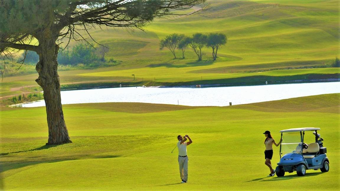Club Med – Kamarina Golfen