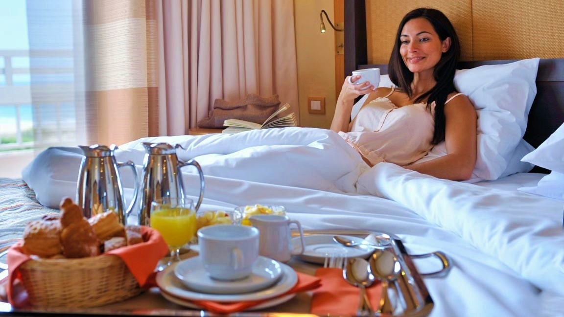 Club Med – Kamarina Frühstück im bett