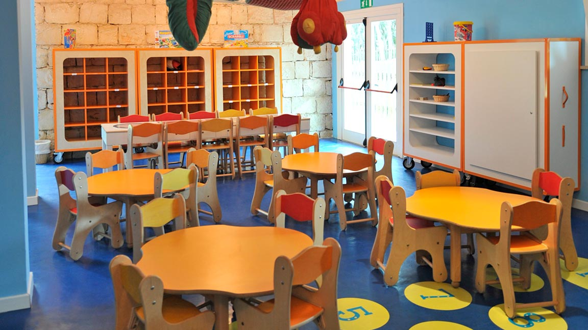 Club Med – Kamarina Kinderbetreuung
