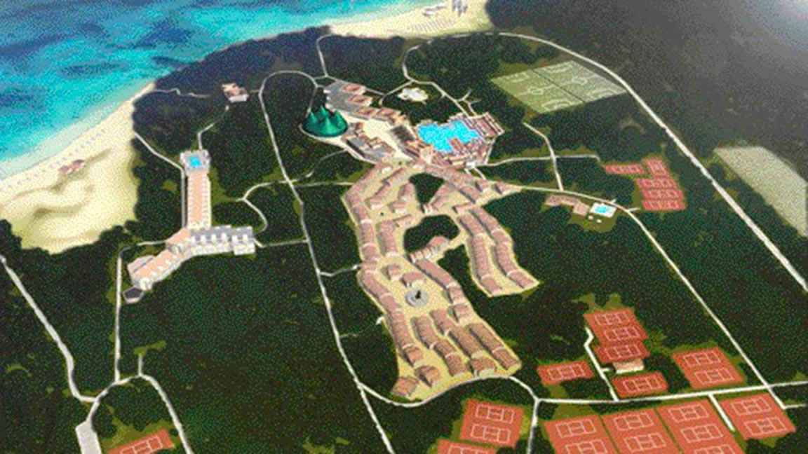 Club Med – Kamarina