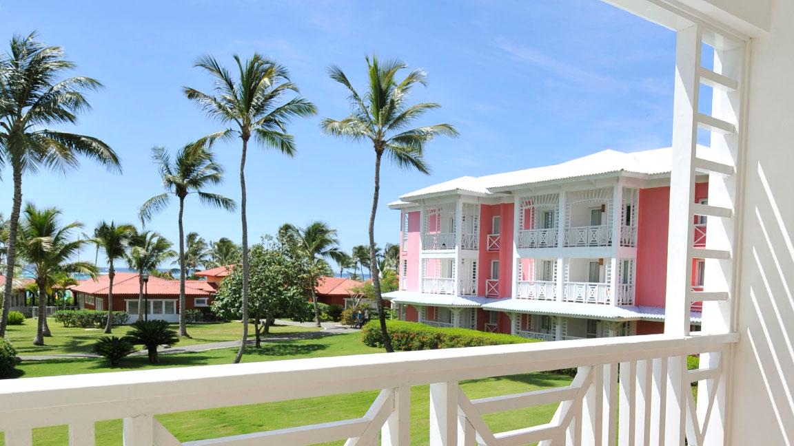 Club Med – Punta Cana Balkon