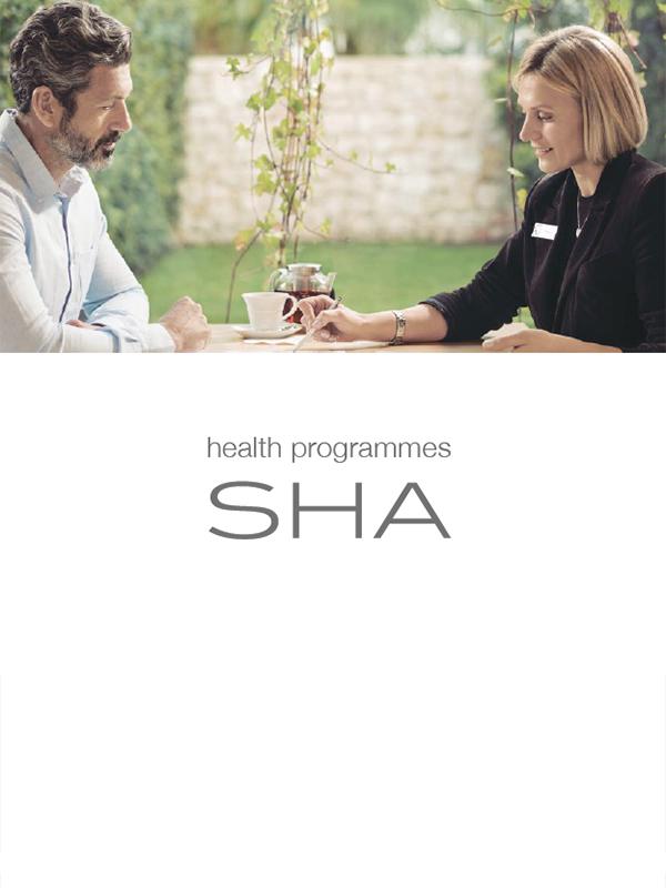 SHA - Health Programm