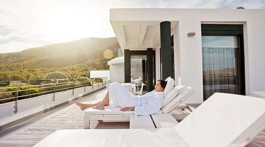 SHA Wellness Clinic Relax bei der Wellnessreise