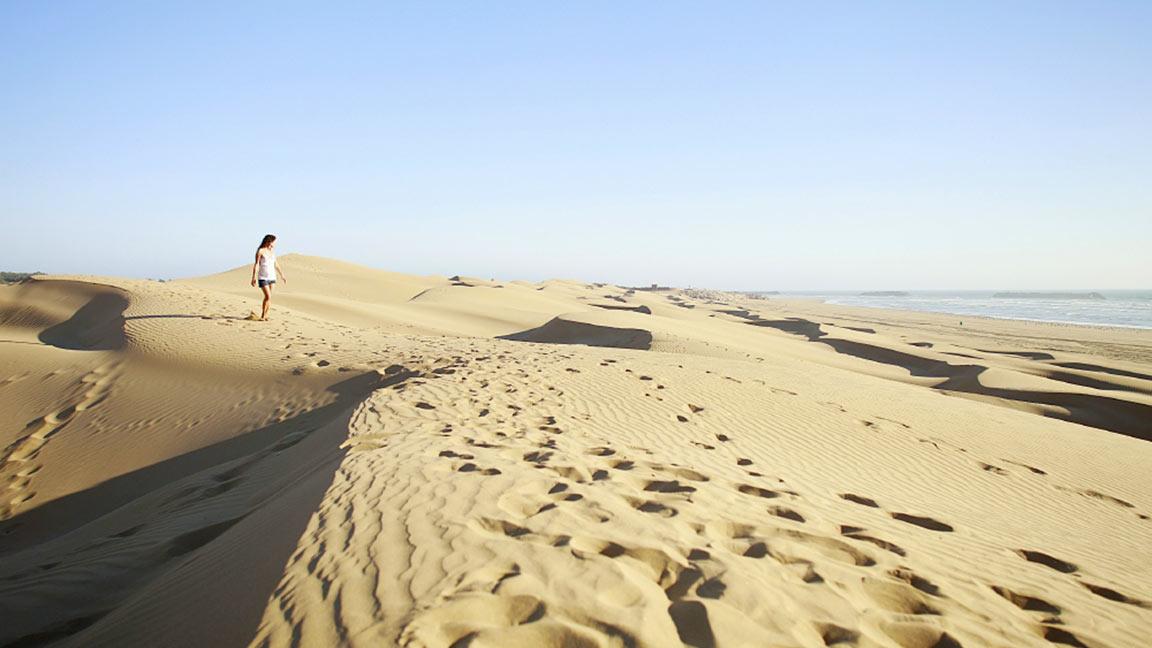 Wüste erkunden Robinson Club