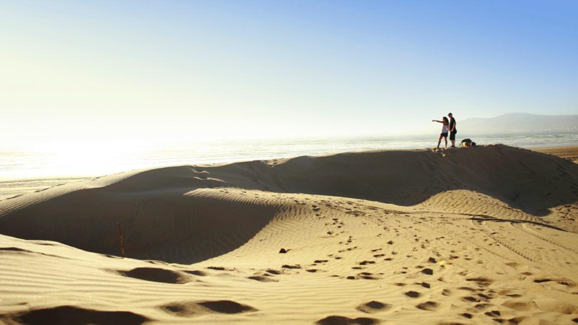 Robinson Club Agadir sand