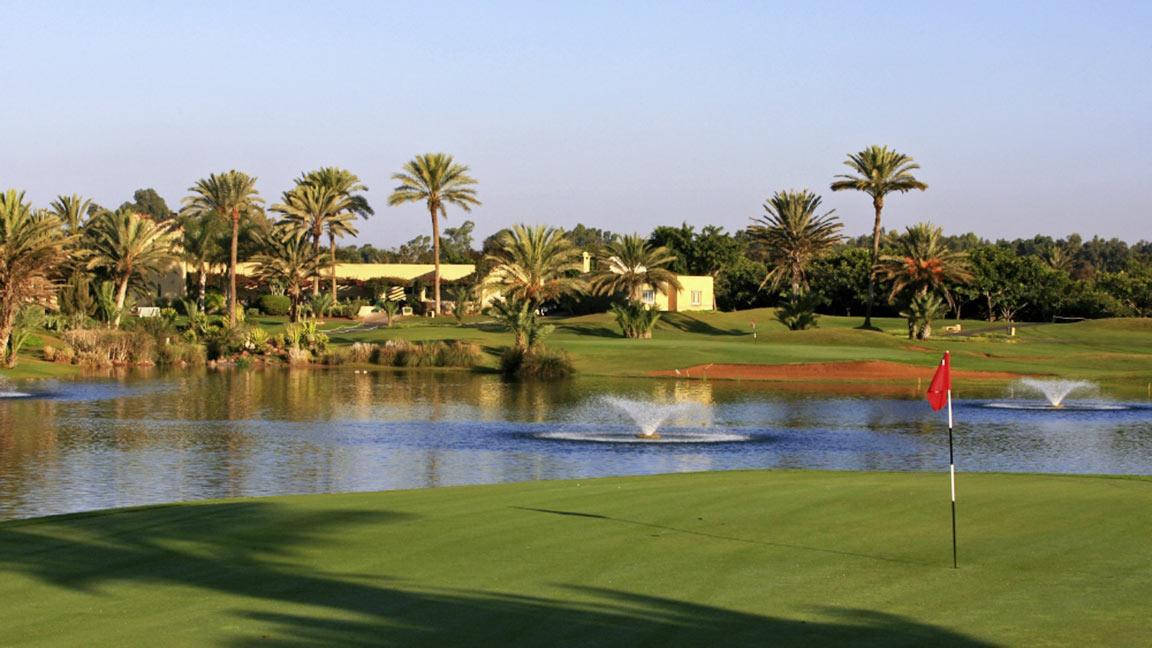 Golfen Robinson Urlaub