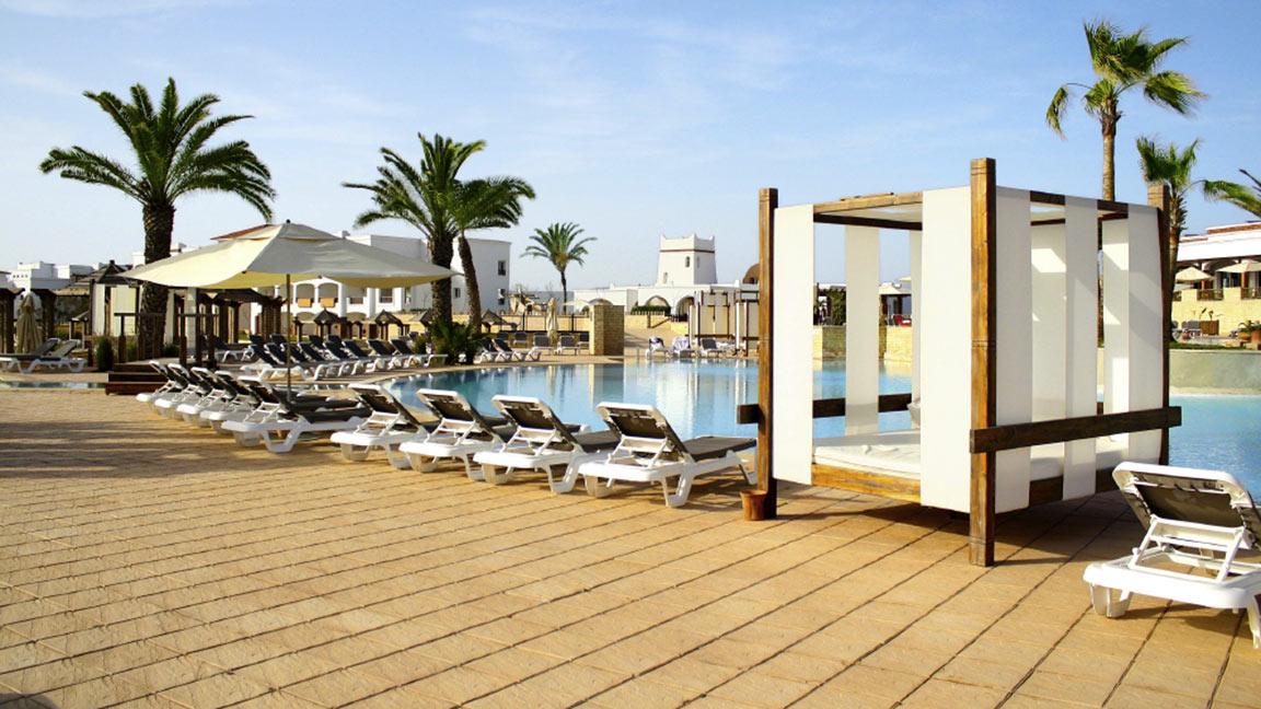 Robinson Club Agadir poolanlage