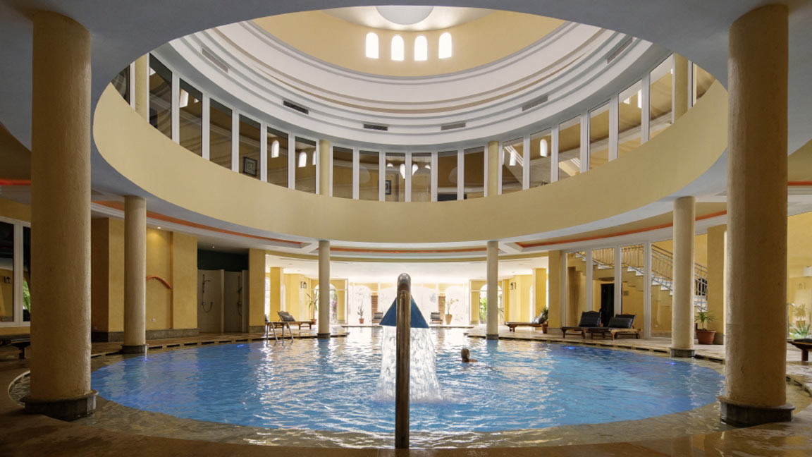 Robinson Club Agadir indoor pool