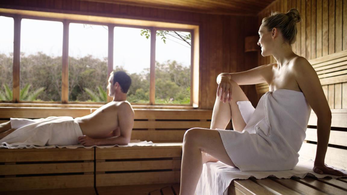 Robinson Club Agadir sauna