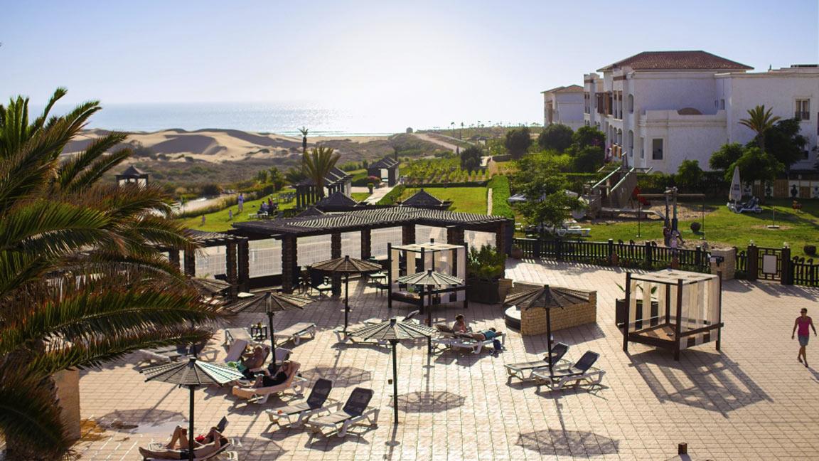 Robinson Club Agadir außenbereich