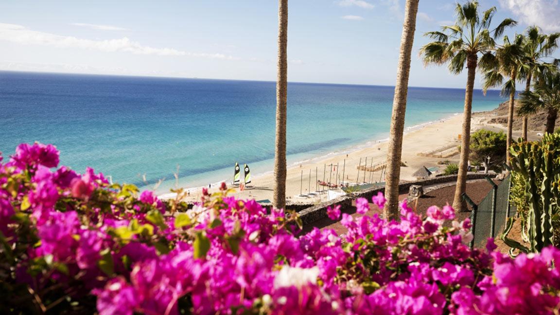 Robinson Club Esquinzo Playa strand