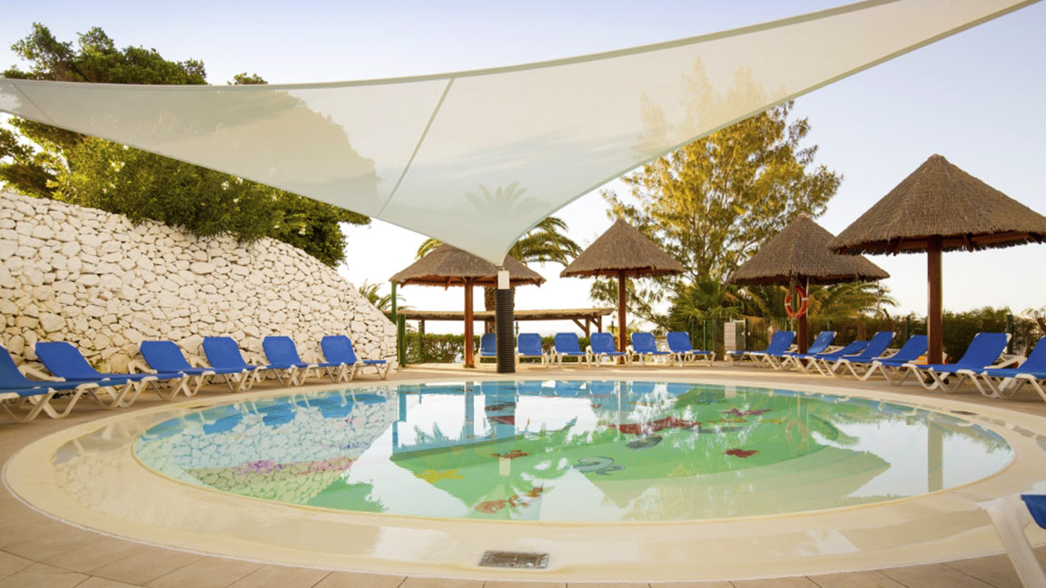 Robinson Club Esquinzo Playa kinderpool