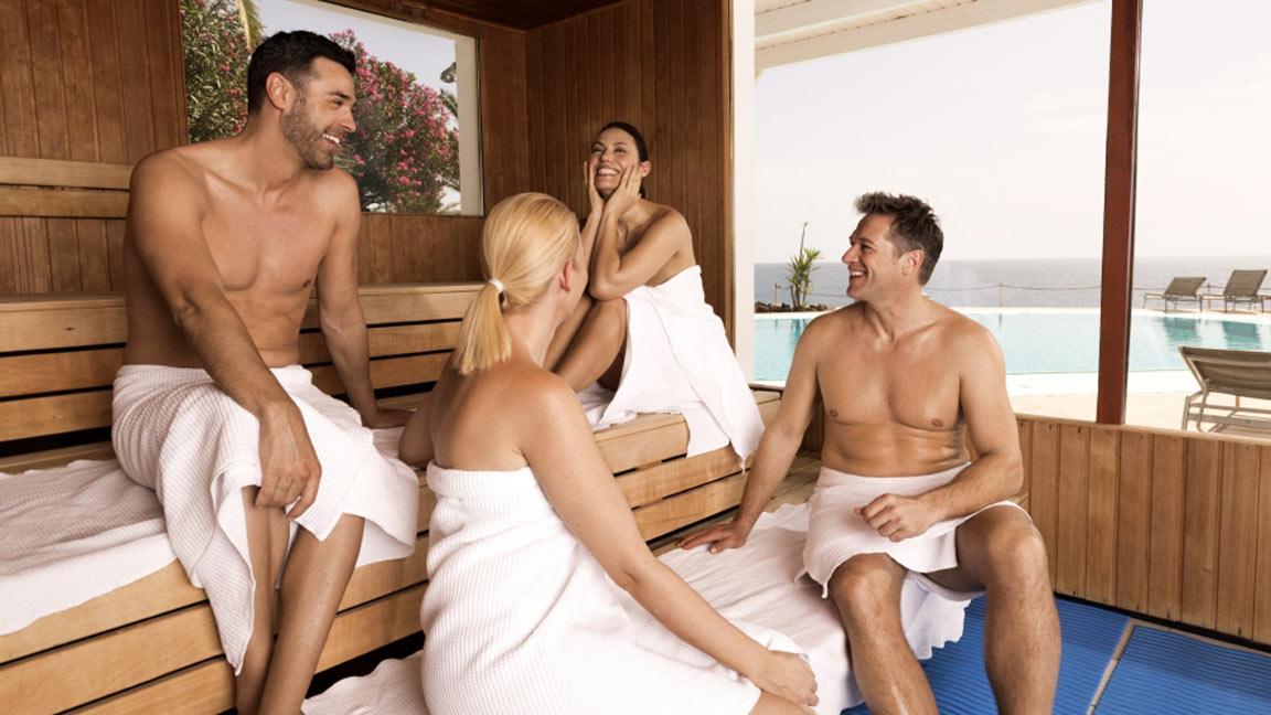 Robinson Club Esquinzo Playa sauna