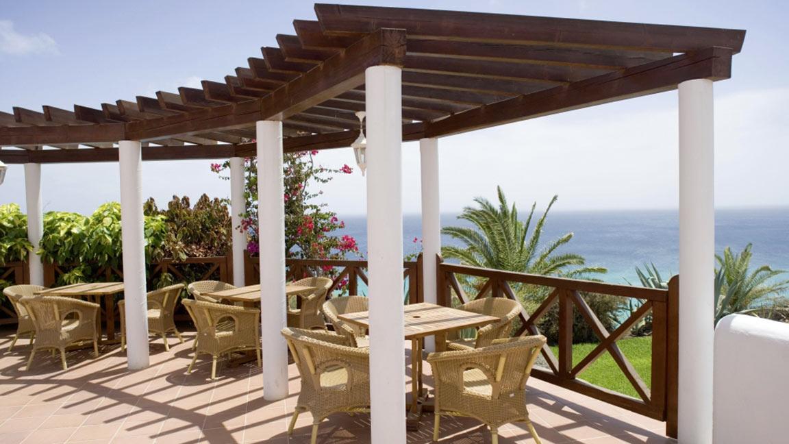Robinson Club Esquinzo Playa Aussicht