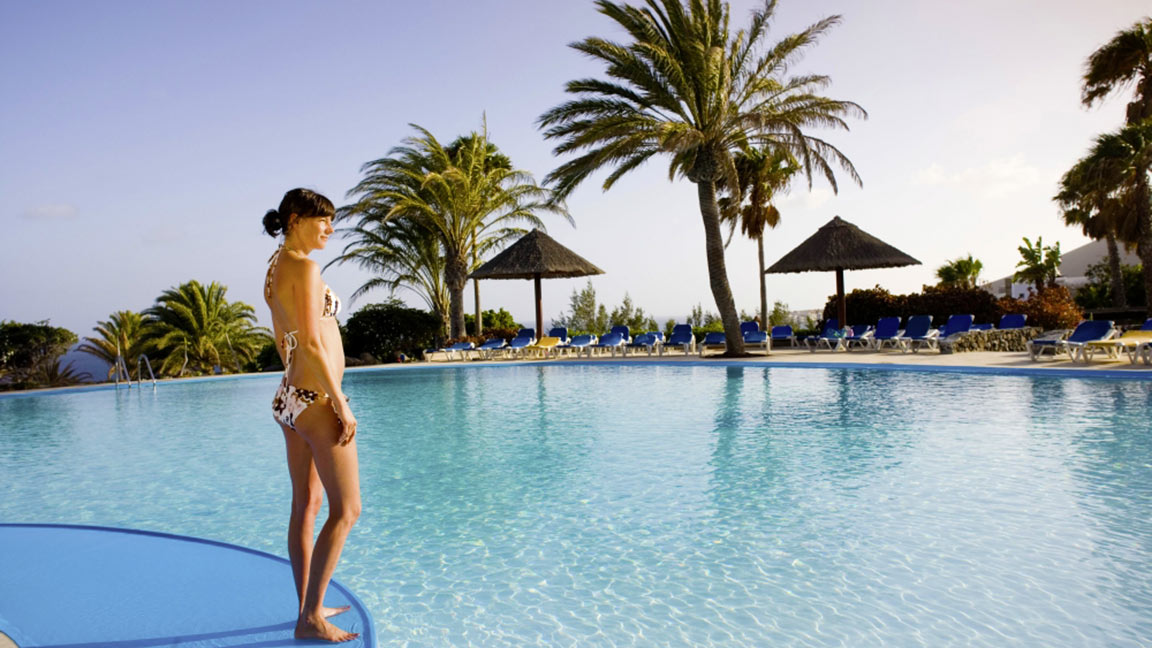 Robinson Club Esquinzo Playa pool