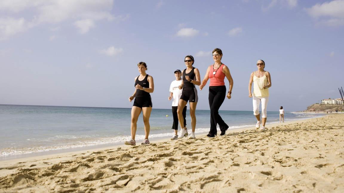Robinson Club Esquinzo Playa strandspaziergang