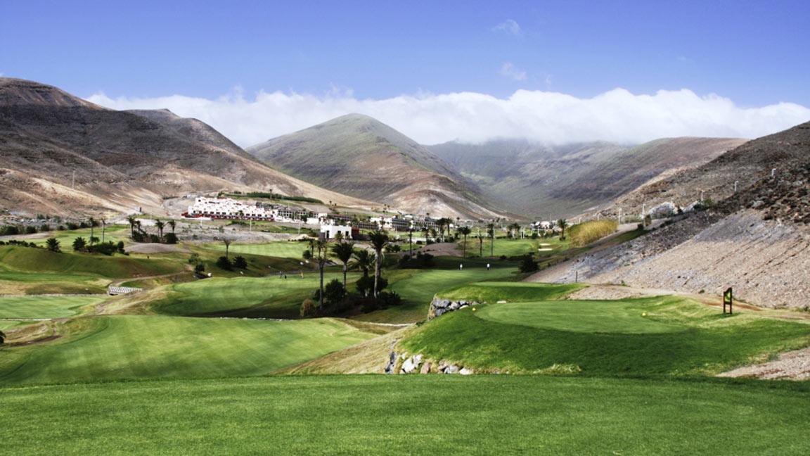 Robinson Club Jandia Playa golfplatz