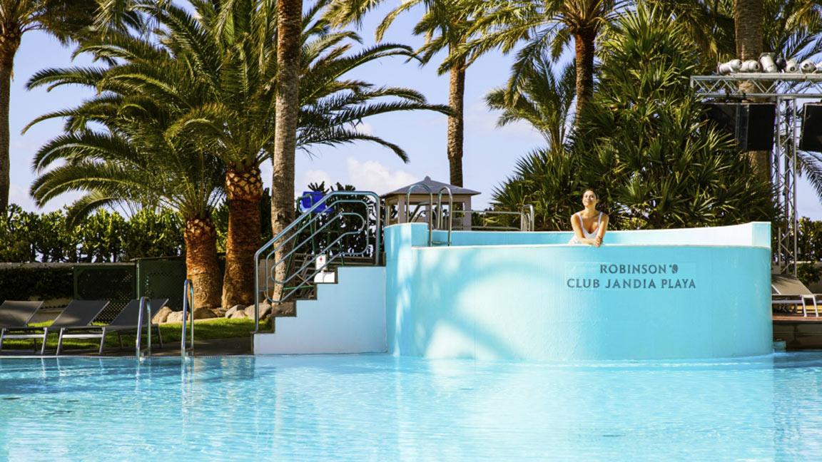 Robinson Club Jandia Playa whirlpool