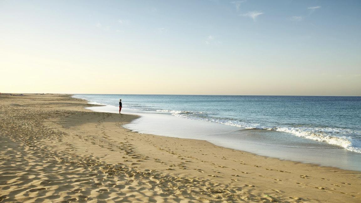 Robinson Club Jandia Playa strand