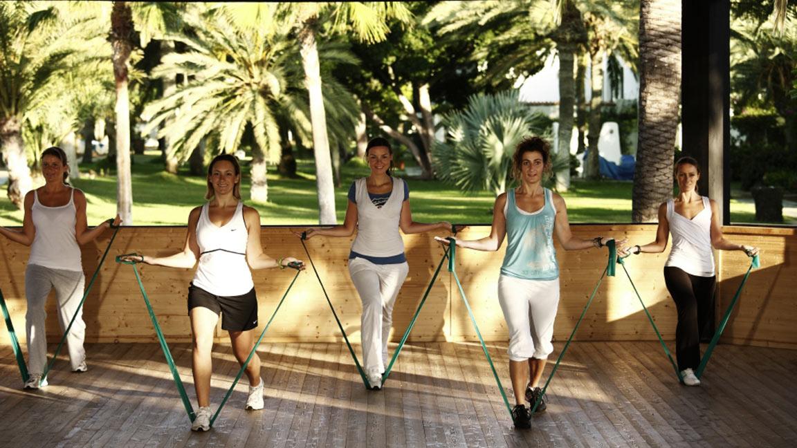 Robinson Club Jandia Playa gruppen sport