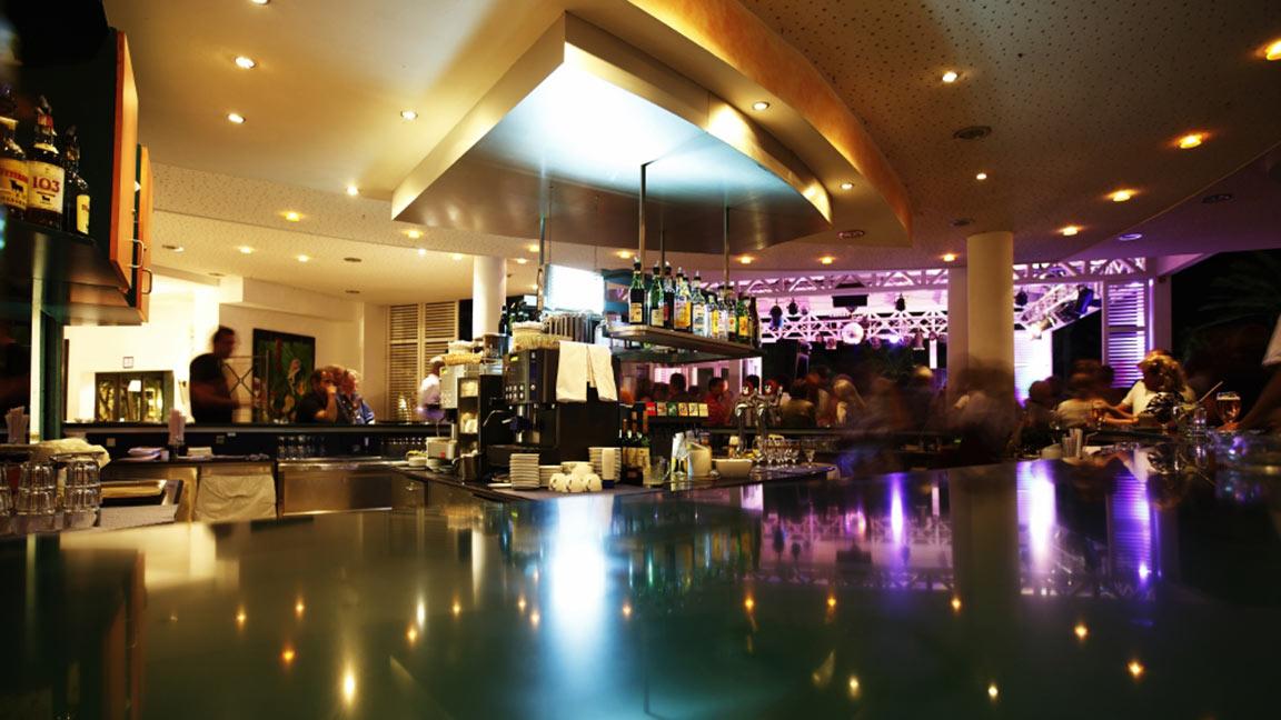 Robinson Club Jandia Playa disko