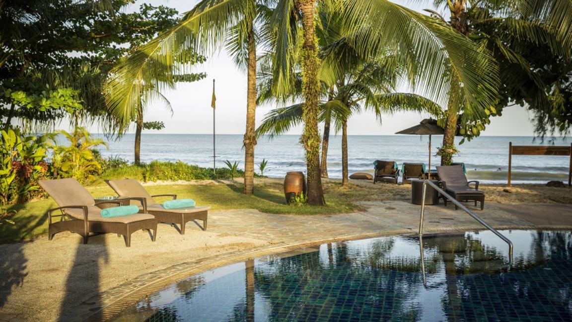 Robinson Club Khao Lak Villa mit Pool