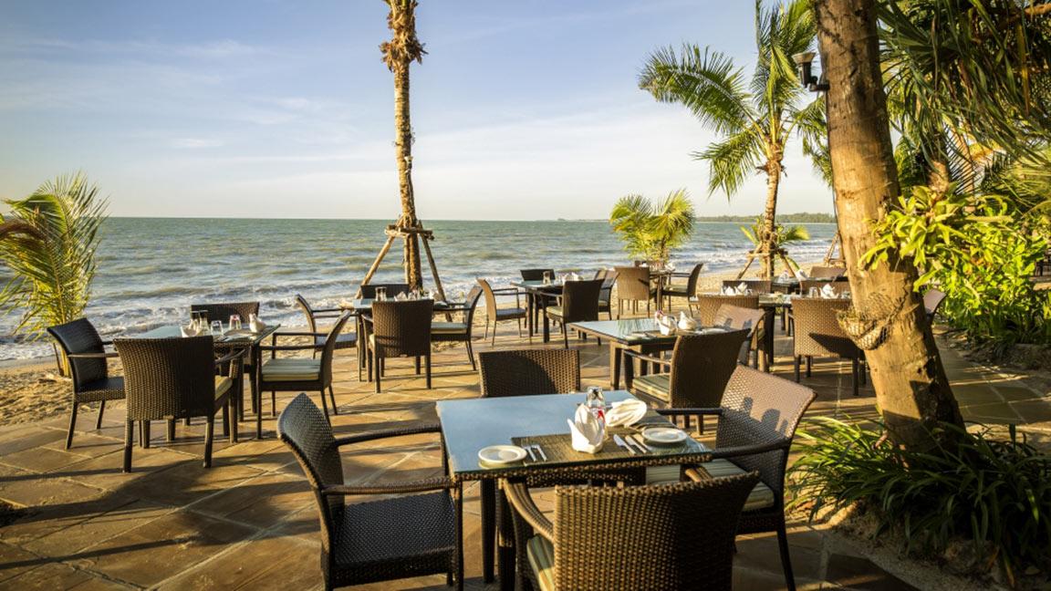 Robinson Club Khao Lak Strandrestaurant