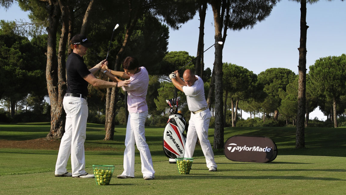 Robinson Club Nobilis Golftraining