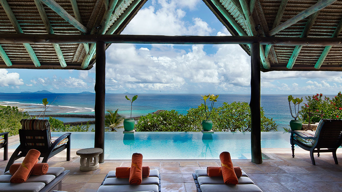 Fregate Island Private entspannung