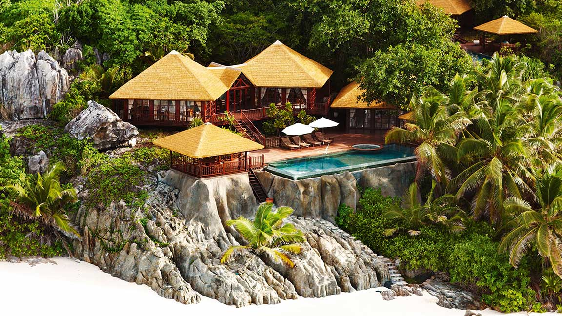 Fregate Island Private urlaub