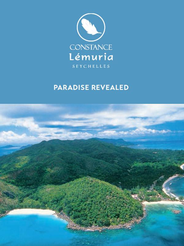 Constance Lémuria Seychelles Datenblatt