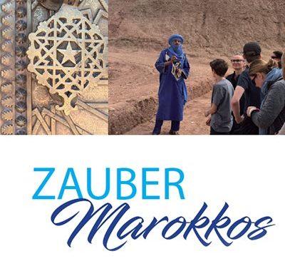 Zauberhaftes Marokko - Kleingruppe