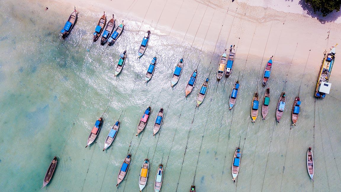 Tolle Erlebnisse mit Yacht Charter in Thailand