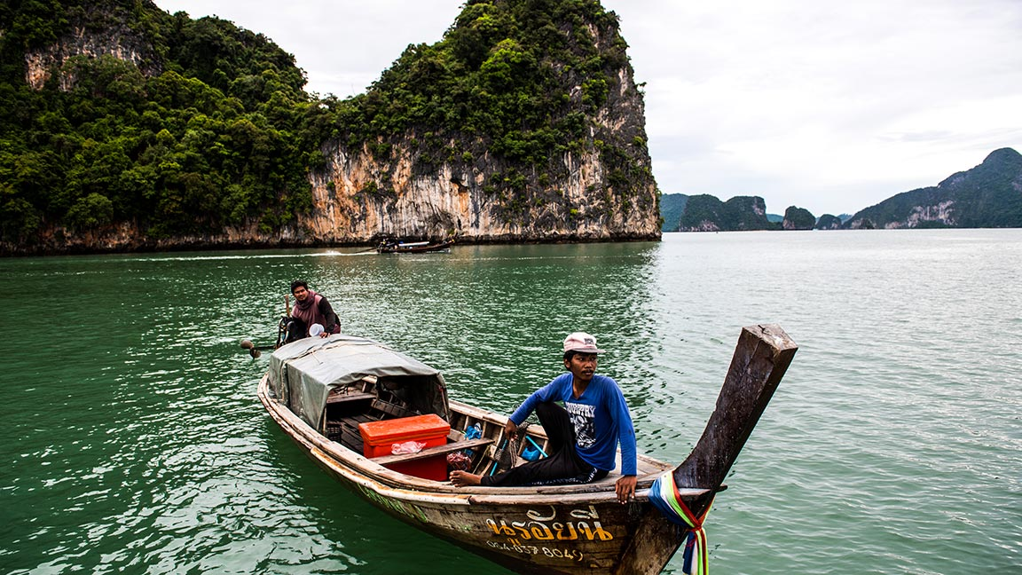 Yacht Charter in Thailand