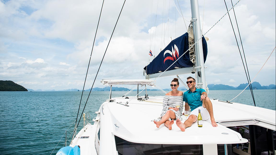 Yacht Charter reise