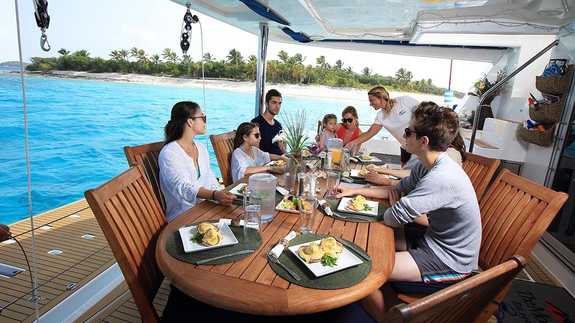The Moorings Yacht essen