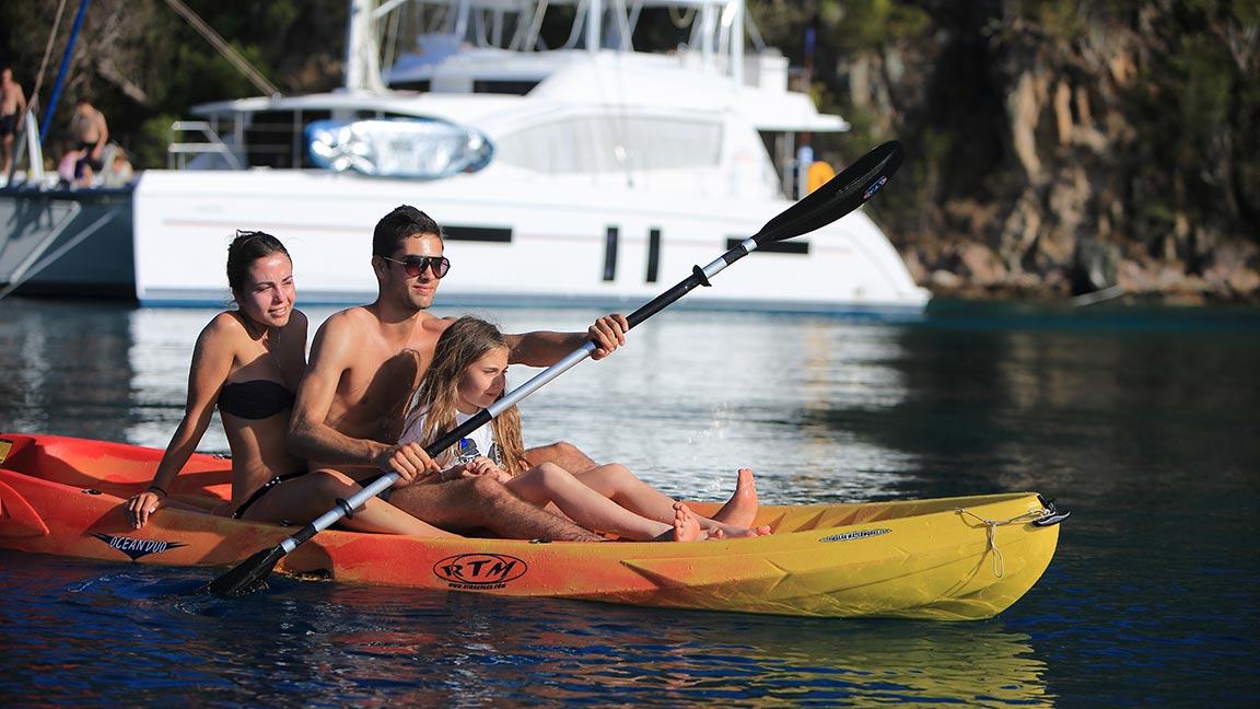 The Moorings Yacht reisen im luxus