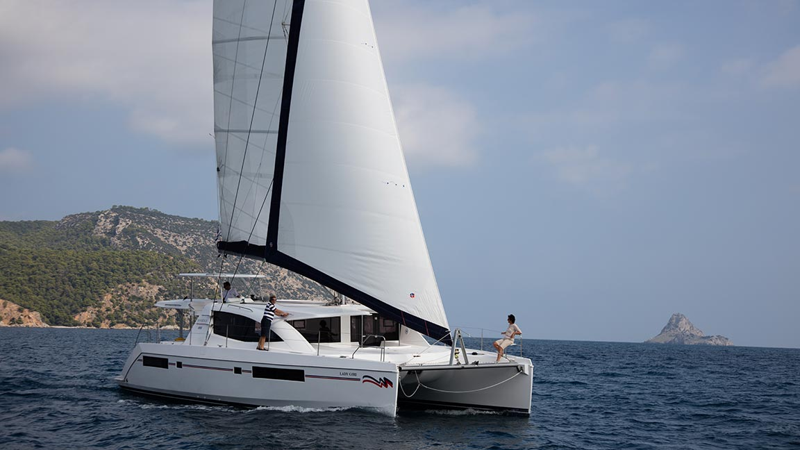 The Moorings Yacht buchen
