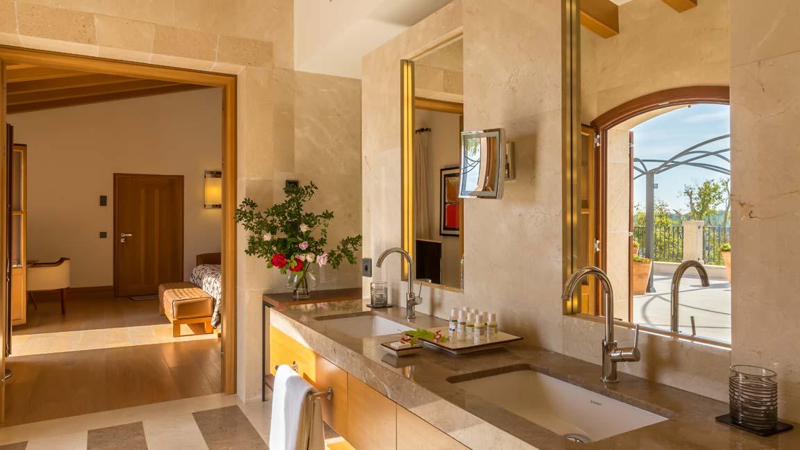 Castell Son Claret - Luxus