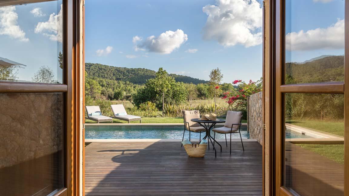 entspannen auf Mallorca
