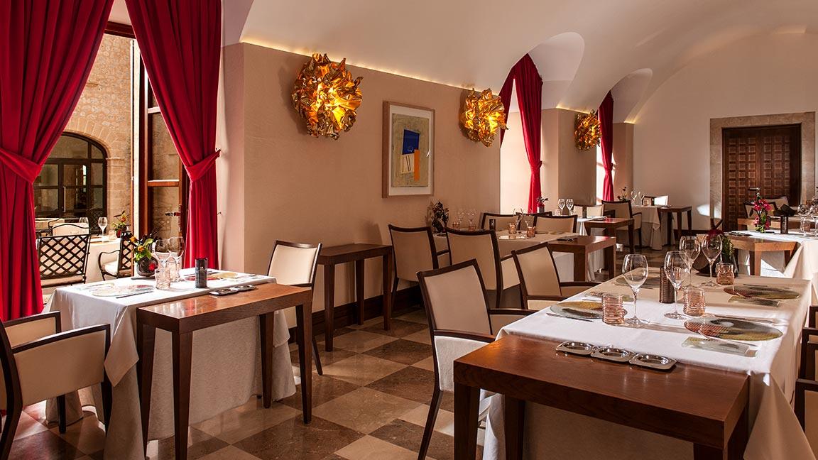 Castell Son Claret - Restaurant