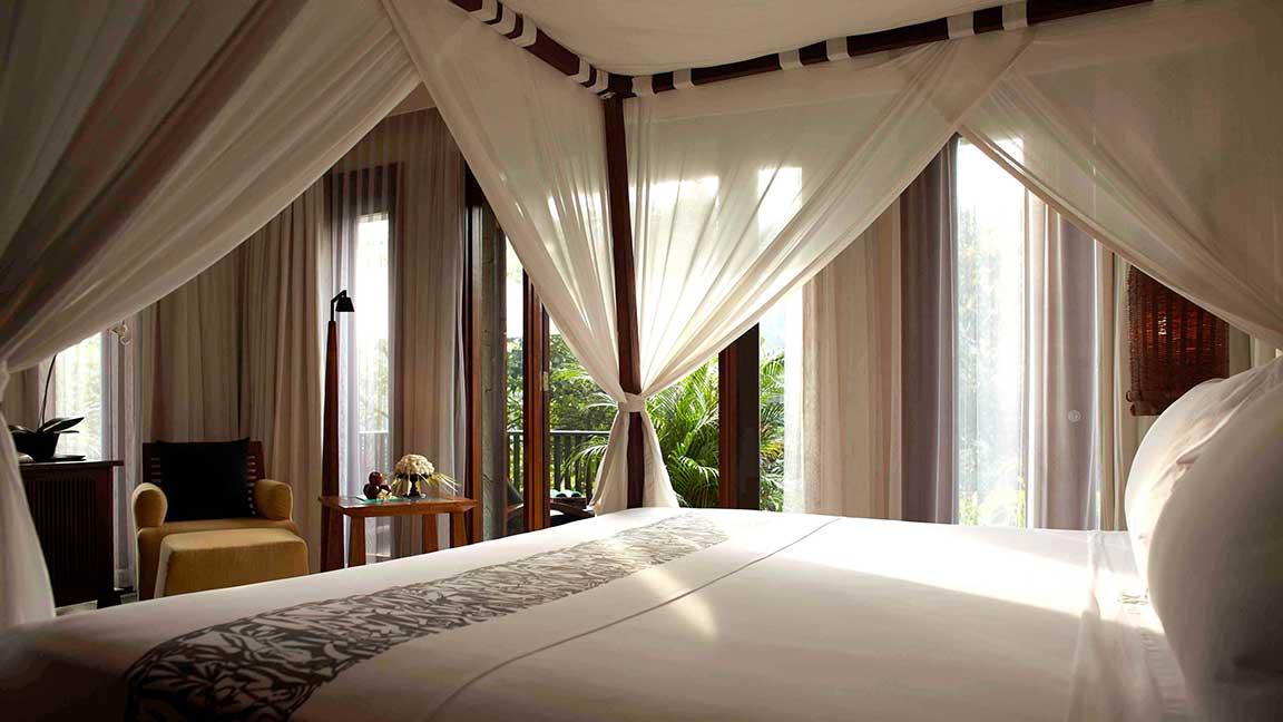 Maya Ubud Resort & Spa Deluxe Unterkunft