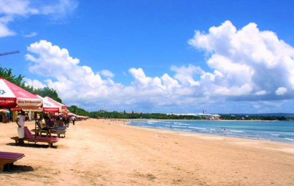 Traumhafte Strände bei Ihrer Reise nach Bali