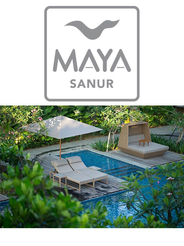 Maya Sanur Resort & Spa - Datenblatt
