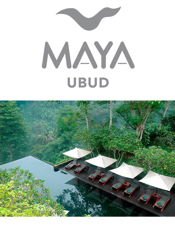Maya Ubud Resort & Spa-Datenblatt