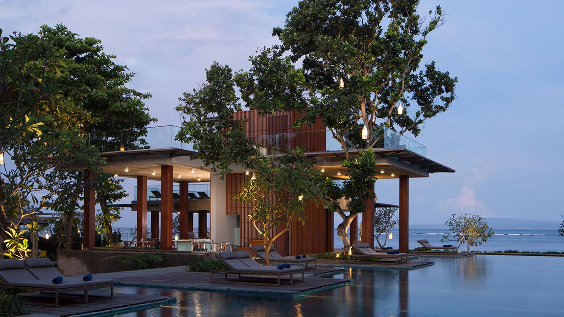 Maya Sanur Resort & Spa Indonesien erleben