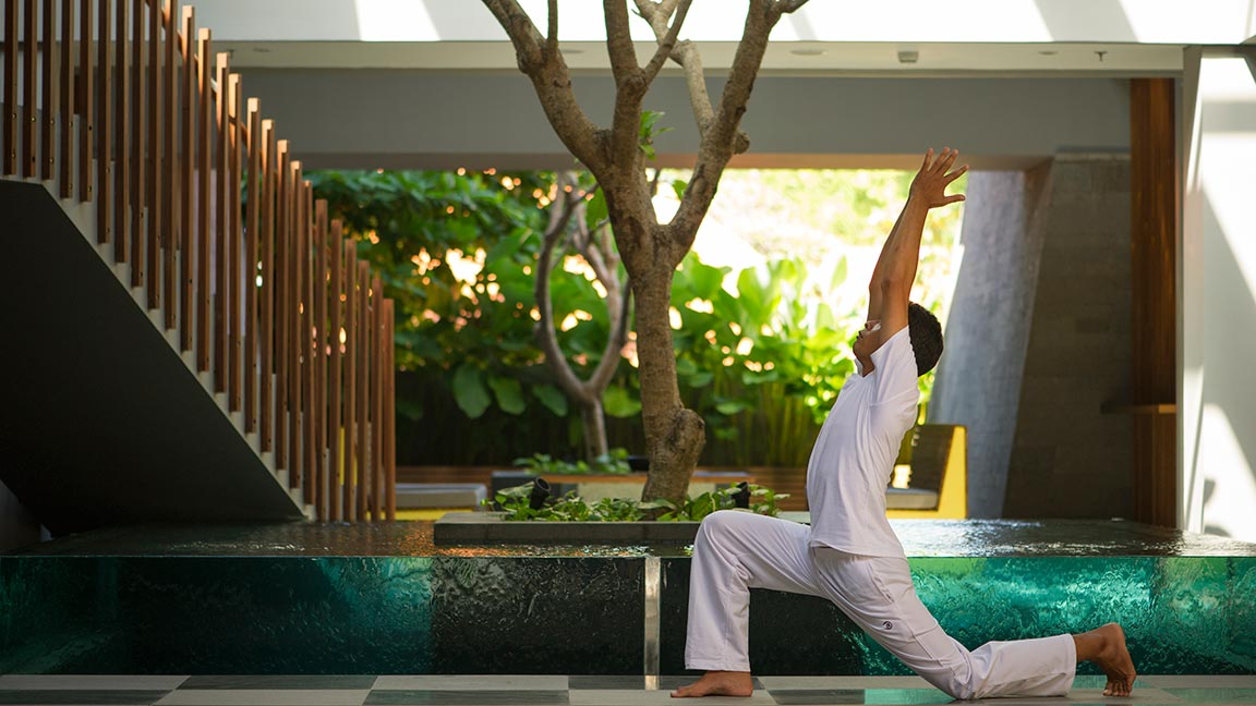 Maya Sanur Resort & Spa Yoga