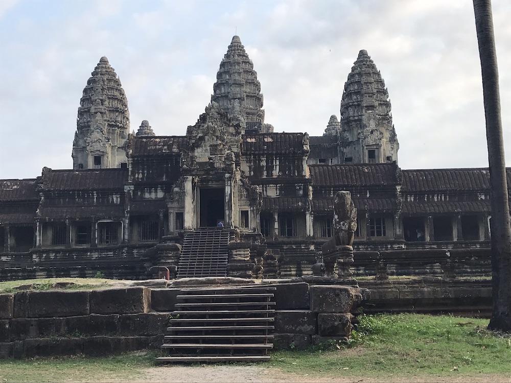 Ankor Tom in Kambodscha